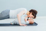 10h15-11h15. COURS YOGA MAMAN BEBE